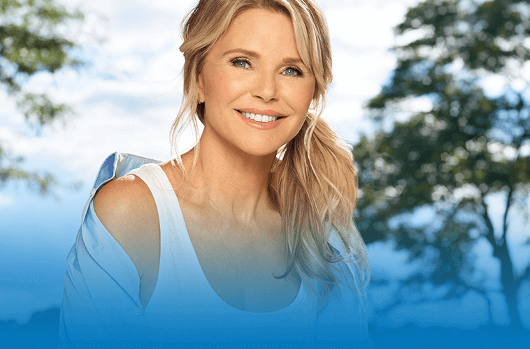 Christie Brinkley for XEOMIN®; How XEOMIN® Works to Reduce Frown Lines Between Eyebrows