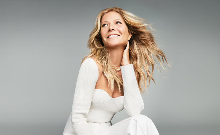 Gwyneth Paltrow photoshoot for Xeomin Aesthetic